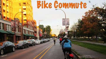 Ten Reasons to be a Bike Commuter