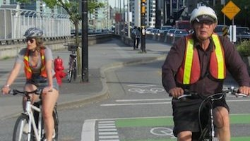 Why aren't more people using Vancouver's new bike lanes?