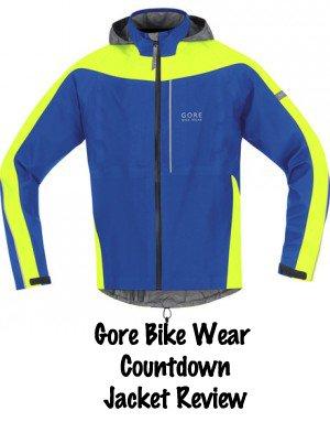 Gore Bike Wear Countdown Jacket review