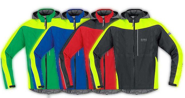 Gore Bike Wear Countdown GT Jacket - colors