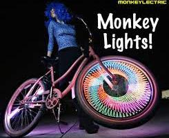 MonkeyLectric Monkey Lights – An Average Joe Cyclist Product Review