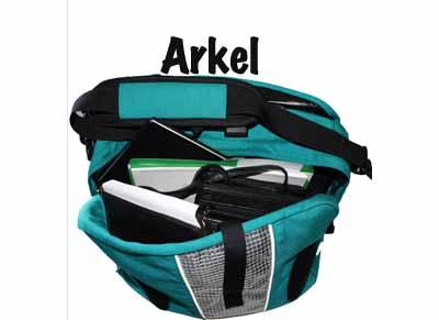 Arkel-pannier