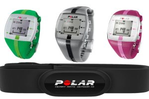 polar heart rate monitor review