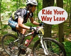 How-to-lose weight-cycling-with-Ride your-way-lean-eatingrules