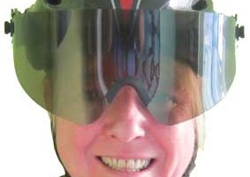 Wide-Eyez Bike Helmet Shield – Review by Average Joe Cyclist