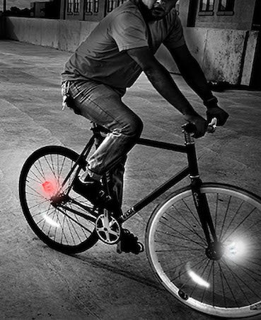 Reelight SL 120 Bike Lights