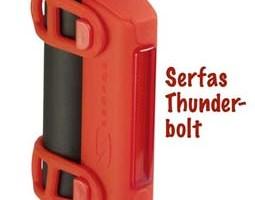 Best Bike Light under $30 – Serfas Thunderbolt Tail Light – An Average Joe Cyclist Product Review