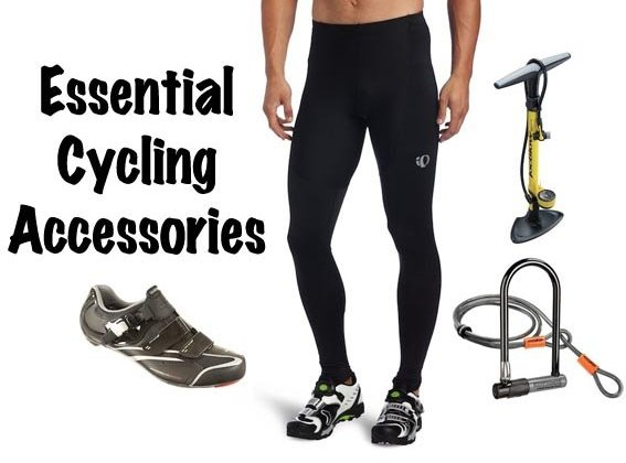 Top 5 Essential Cycling Accessories