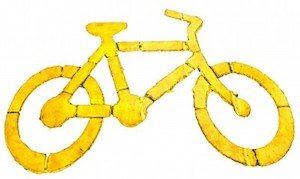 Gold bike star award