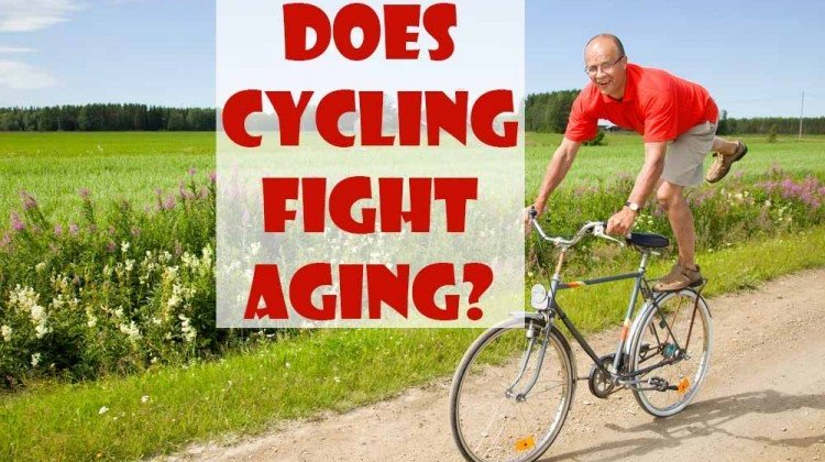 Study Shows that Cycling Really Does Fight Aging