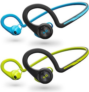 The Plantronics headphones also have a reflective finish to help you be seen at night, and come in fun colors. Best Bluetooth headphones for cyclists - Plantronics Backbeat FIT Bluetooth headphones review