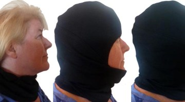 Merino Wool Hinged Cycling Balaclava Review