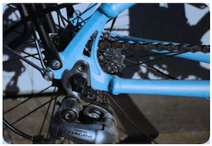 Guide to Bike Terms. Are you buying a new or used bike, and confused by all the bike terms ? Our guide to bike terms will empower you when shopping for a bike. The derailleurs are an integral part of the gear shifting system - bike terms