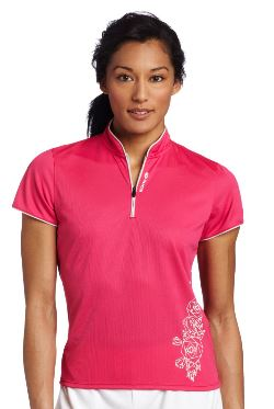 My other go-to womens cycling jersey is my Sugoi Women's Ruby Jersey