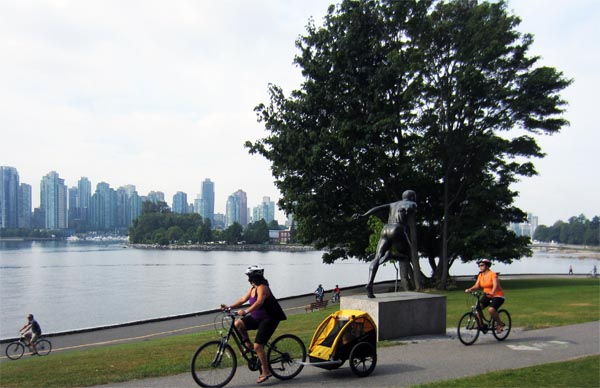 Stanley Park Seawall Vancouver Guide