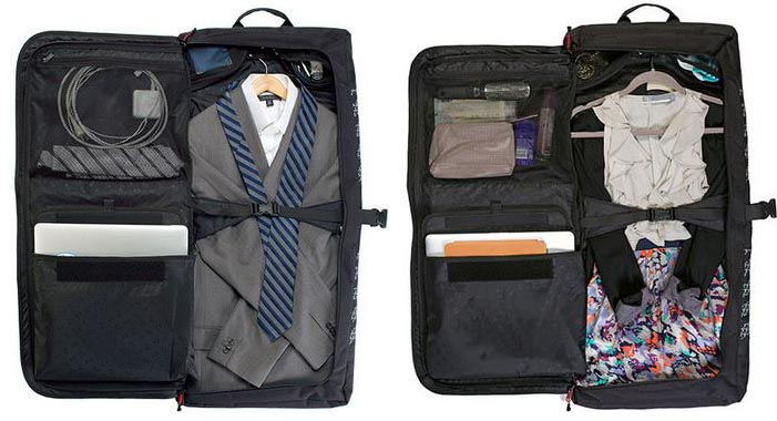 The Two Wheel Gear classic pannier is super functional, no matter what you need to pack. Two Wheel Gear Classic 2.0 Garment Pannier Review