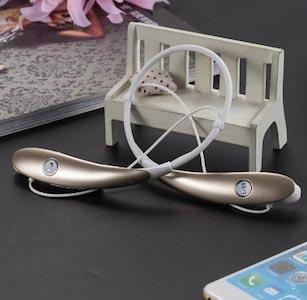 bluetooth headphones silver