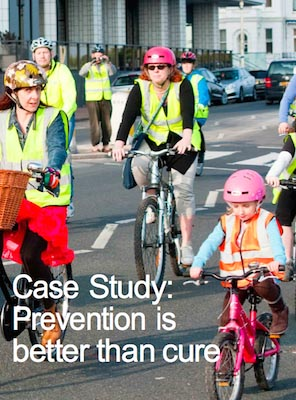 Health Benefits of Exercise - Research Shows Exercise is a Miracle Cure. Case study shows prevention is better than cure