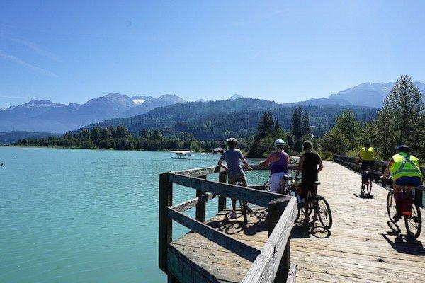 Whistler Valley Trail – Whistler Village to Green Lake