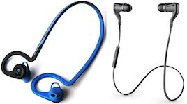 Plantronics BackBeat FIT vs BackBeat Go 2