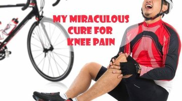How to Cure Cycling Knee Pain with a Miraculous, Cheap Cure