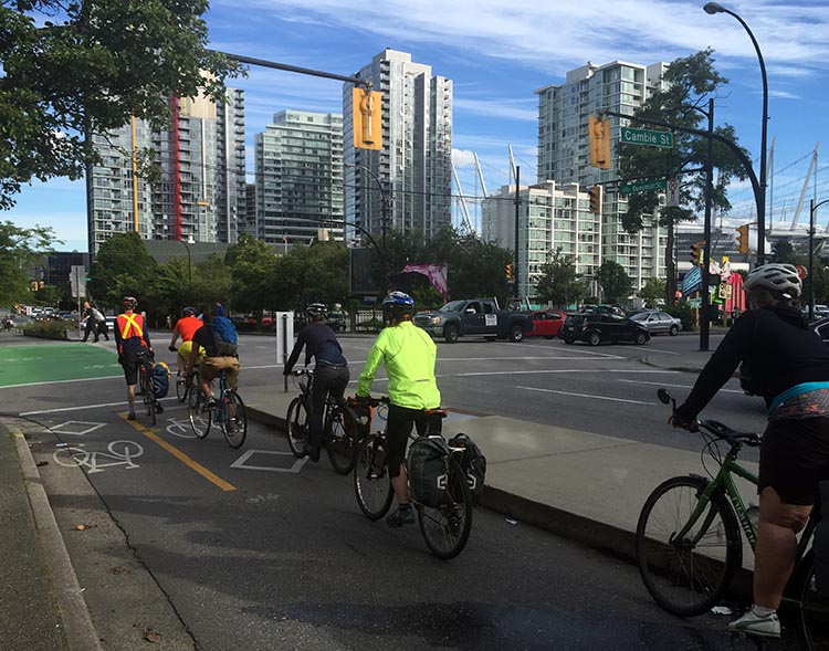 Bike Rentals Vancouver – Where to Rent Bikes in Vancouver. Join the thousands of bike commuters on Dunsmuir Street - as long as you are comfortable cycling in packs!