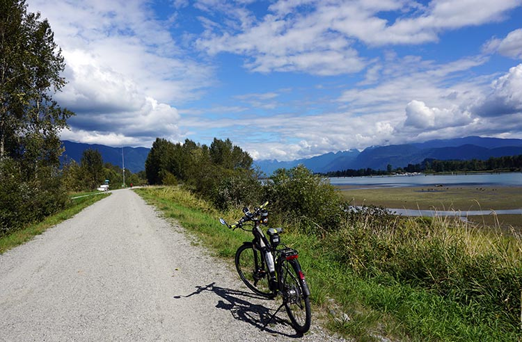 The Traboulay Poco Trail offers something for everyone - get your bike down there!