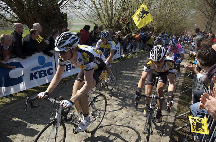 Tour of Flanders - the Koppenberg