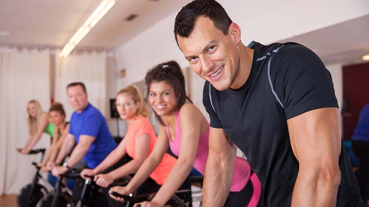 Study Shows that Interval Training on a Bike is the Best Exercise to Fight Aging. stationary bikes - get fit fast