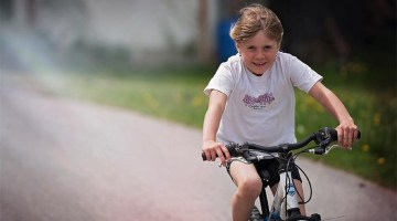 Babies and Bikes: How to Get Kids Active from the Start