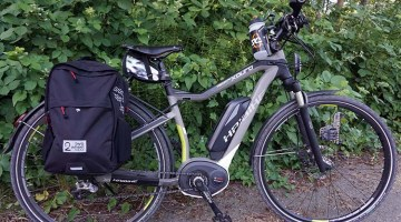 Six of the Best Bike Panniers