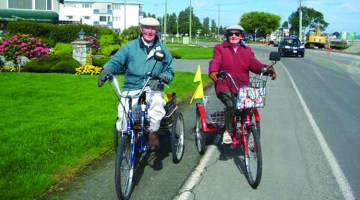 Give us safe bike routes so that EVERYONE can cycle