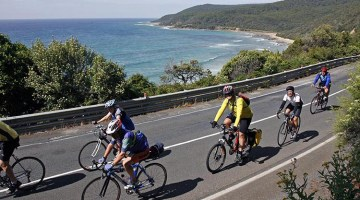 The RACV Great Victorian Bike Ride, Australia