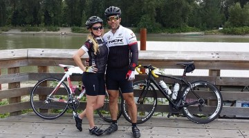 Interview with Matt Fenrich about his Upcoming BC Ride to Conquer Cancer