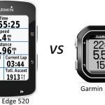 Garmin Edge 520 vs 25 Bike Computers