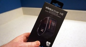 Review: Garmin Vivoactive HR GPS Smart Watch