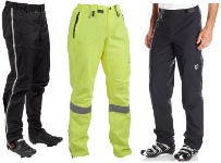 7 of the Best Waterproof Cycling Pants