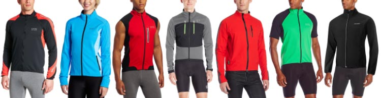 7 of the Best Windproof Cycling Jackets –  Softshell Cycling Jackets for Fall and Spring