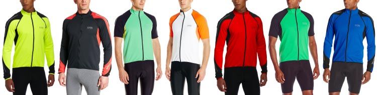 The Gore Bike Wear Phantom 2.0 WINDSTOPPER softshell jacket is available in a dazzling array of colors