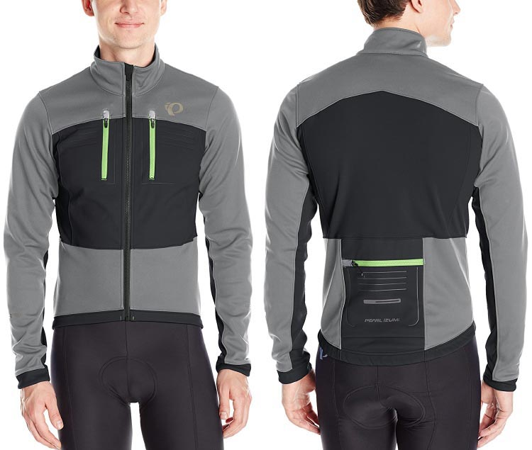 Pearl Izumi - Ride Elite Escape Softshell Jacket - 7 of the best softshell cycling jacket