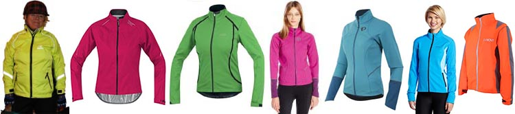 7 of the Best Women's Cycling Jackets