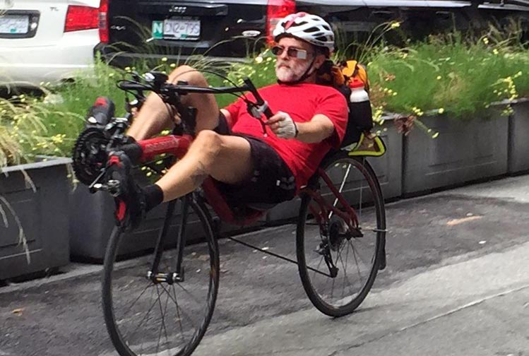 "I know a keen recumbent bike rider who once told me that, ""Sooner or later, everyone needs a recumbent!"" He does a long-distance commute on his recumbent bike every day! Catrike 700 high performance Recumbent trike review"