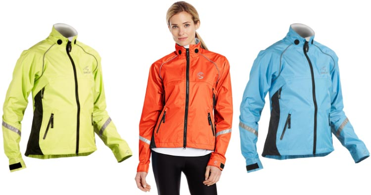 Showers Pass Womens Club Pro Waterproof Cycling Jacket. 7 of the best women's cycling jackets