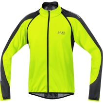 The Gore Bike Wear Phantom 2.0 Windstopper Soft Shell Jacket is a top rated windproof softshell cycling jacket - 3 different kinds of cycling jackets