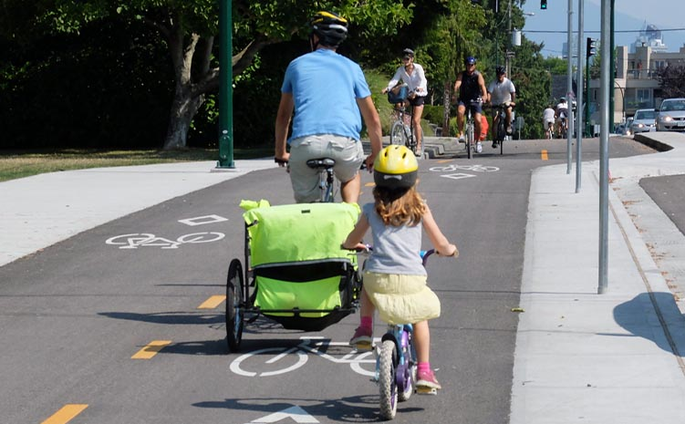 The number of people cycling in Metro Vancouver has increased rapidly in recent years, the bike network remains fragmented with hundreds of gaps across the region - UnGap the map