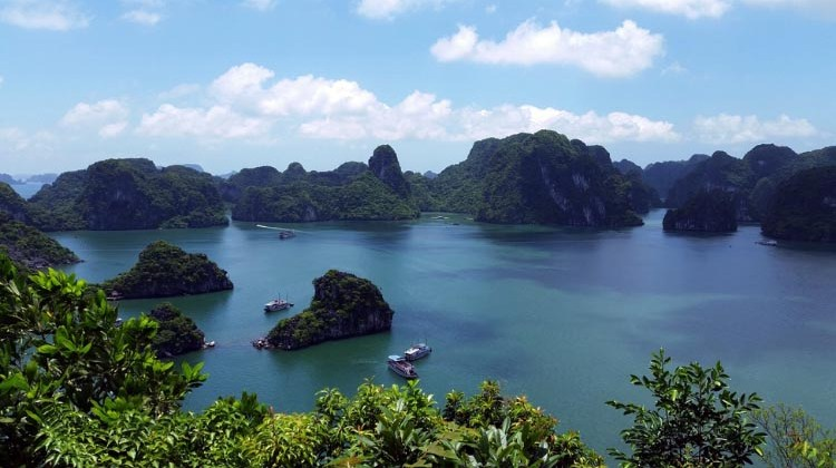 Vietnam is arguably one of the best destinations for both biking and beaches