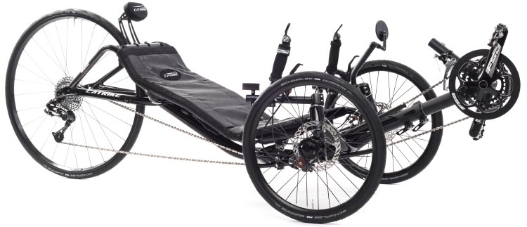Catrike 700 Performance Recumbent Trike Review