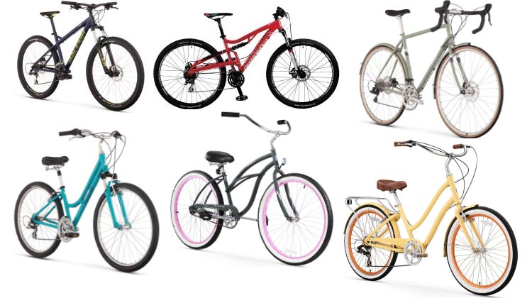 7 great bikes you can buy on Amazon