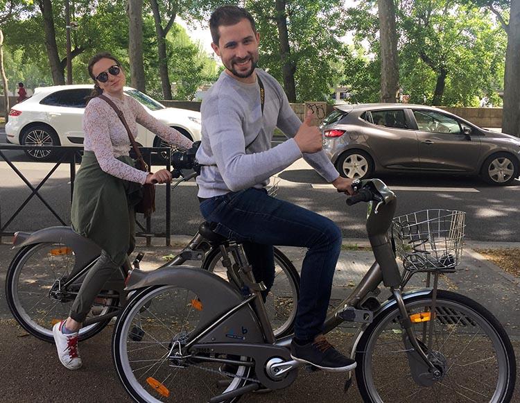 Happy birthday, Velib! How to Use a Velib Bike in Paris