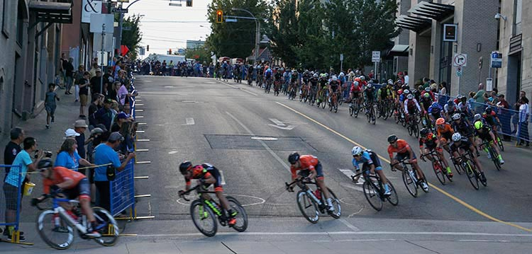 The City of New Westminster is the oldest city in Western Canada, but it has never looked like it did today! First New Westminster Grand Prix a Huge Success